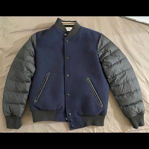 Coach varsity bomber jacket medium men